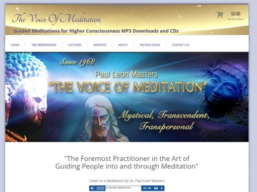 The Voice Of Meditation
